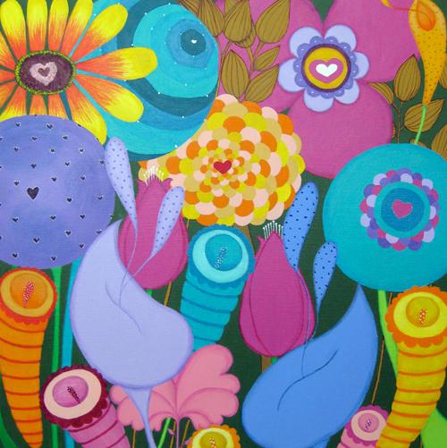 Unique work by Waleska Nomura.