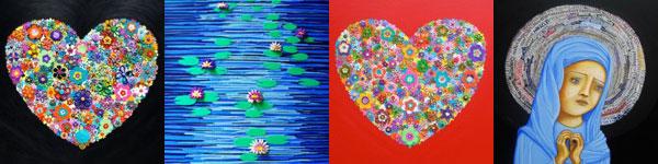 Paintings 2010-2015