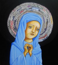Praying for Peace by Waleska Nomura